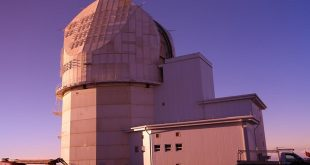 Exterior of the Daniel K. Inouye Solar Telescope