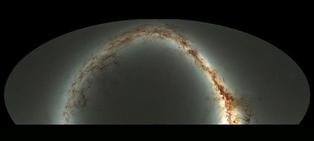Largest digital sky survey released by Pan-STARRS