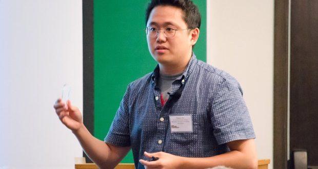 Sangwoo Shin