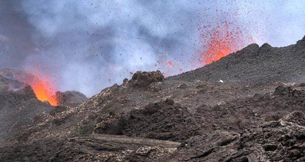 Satellites used to predict end of volcanic eruptions