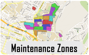 Maintenance Zones