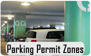 Parking Permit Zones