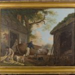 genre painting by George Morland