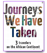 Journeys we have taken book cover