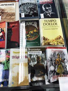 various books written by pramoedya ananta toer
