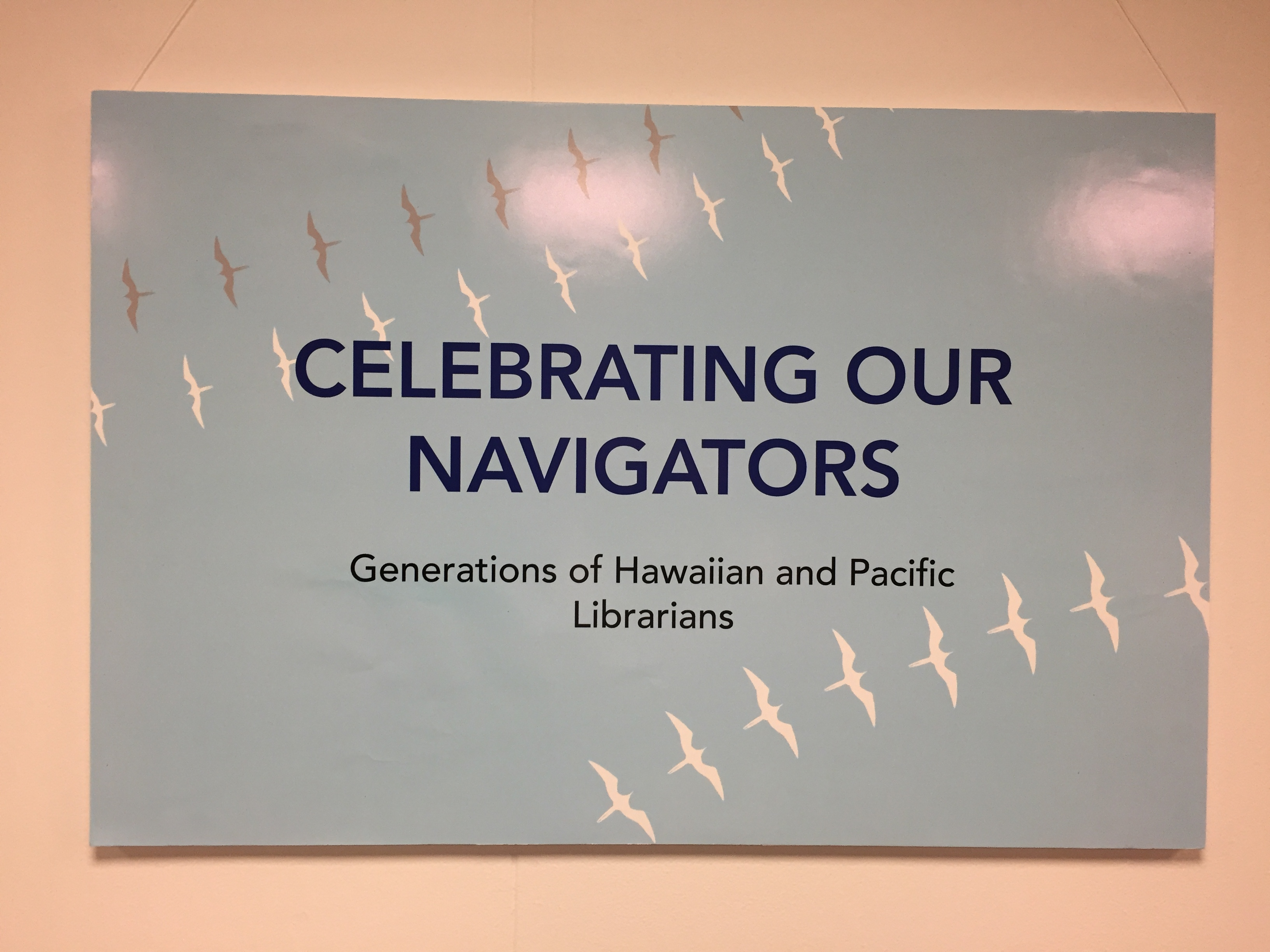 Celebrating our Navigators