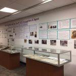 Nisei Linguists Exhibit Display. Image 3 of 3