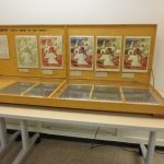 Color Lithography display for Tortilla Makers by Jean Charlot