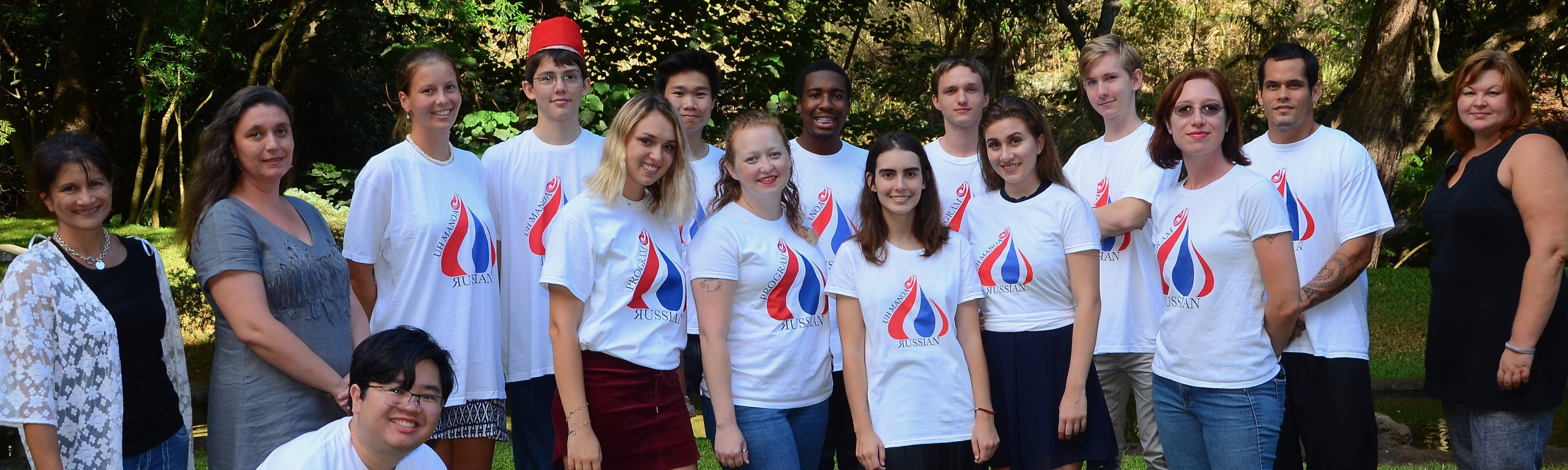 Russian Club at UH Manoa | Languages and Literatures of