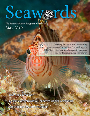 Seawords May 2019 Cover