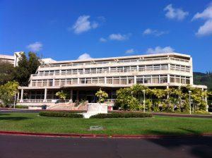 Queen Lili'uokalani Center building