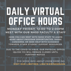 Daily Virtual officer hours