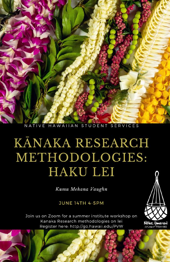 Native Hawaiian Student Services _2_ kanaka research