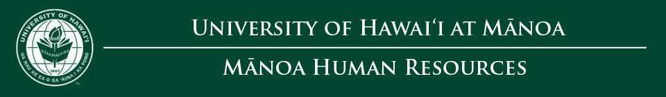 Manoa Human Resources