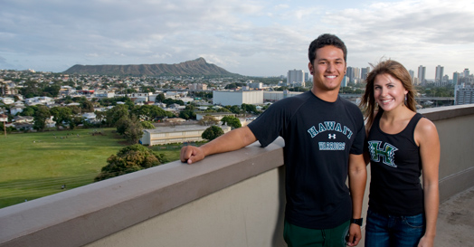 University of Hawaii at Manoa Requirements for Admission