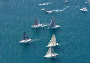 <p>Fig. 1. Sailing races happen all over the world in strong wind conditions.</p>