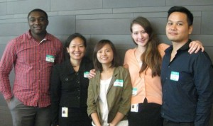 Tropical Medicine graduate students