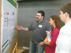 Poster presentation by PhD student Jacob Nelson at 2014 Hawaii Branch ASM Meeting.