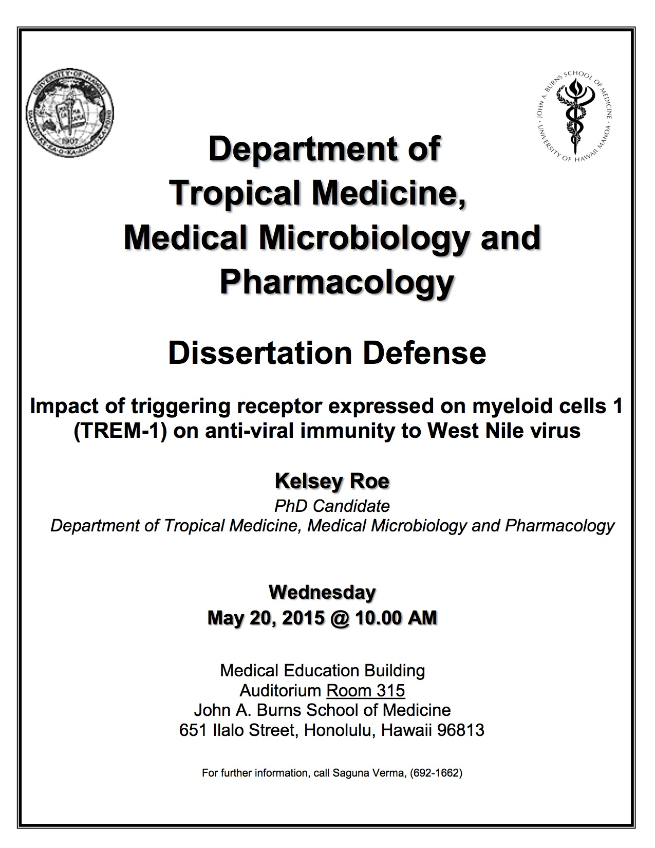 "food defense dissertation Below we list phd dissertation defenses in english and medieval studies, from   4, 2006: ""food preparation, food consumption, and identity formation in."