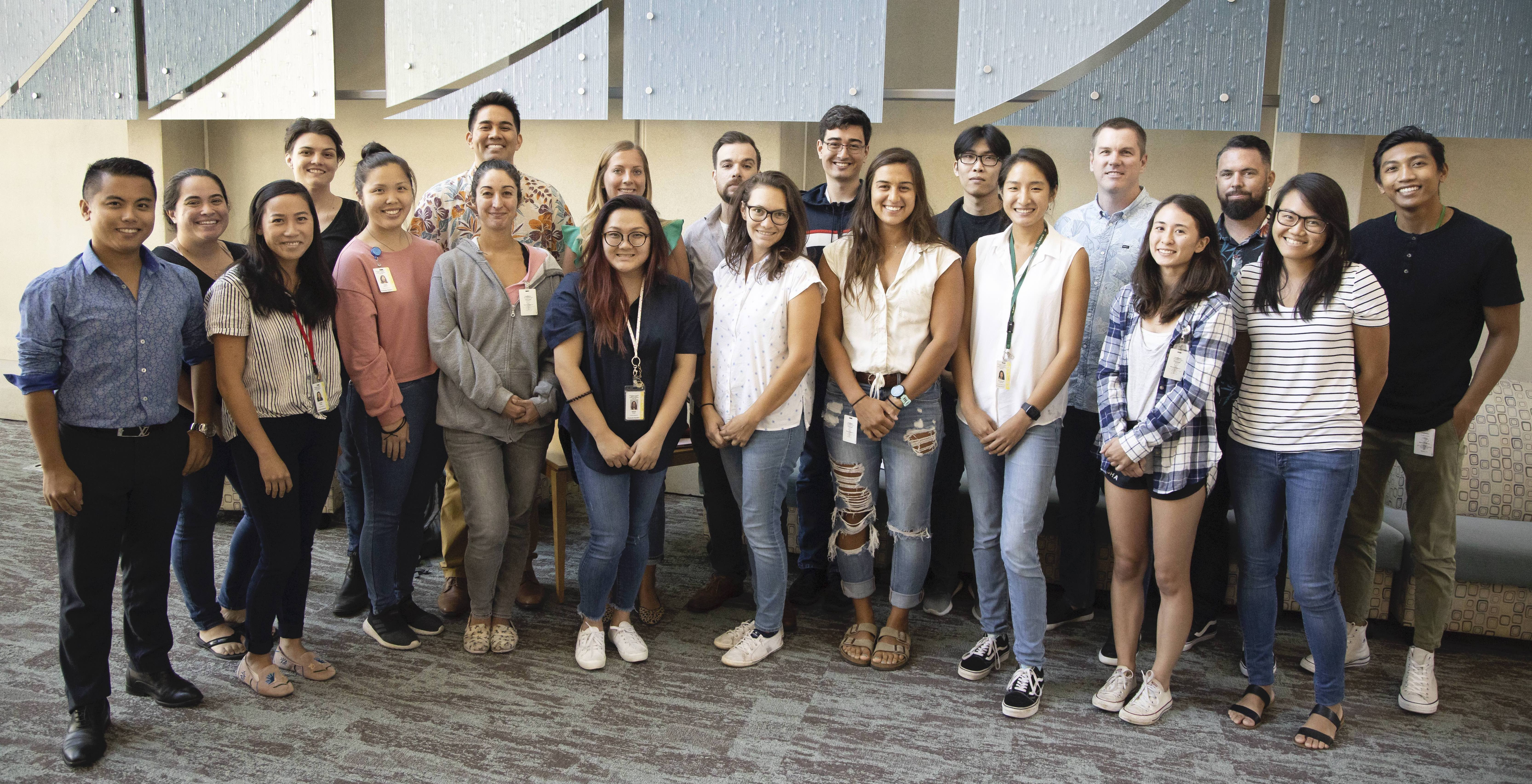 Tropical Medicine Graduate Students