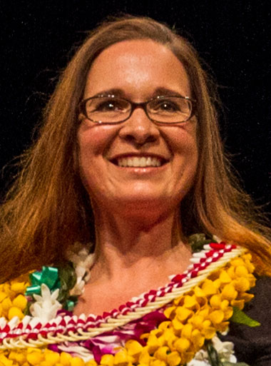 Kumu Tammy Hailiʻōpua Baker