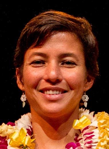 2016 award winner Megan Ansdell