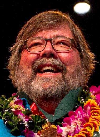 2016 award winner Brian W. Bowen