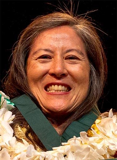 2016 award winner Mari Matsuda