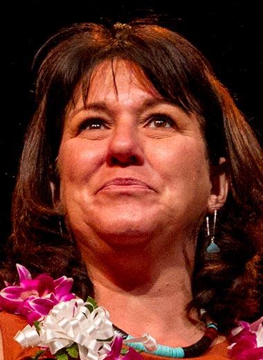 2016 award winner Georganne M. Nordstrom