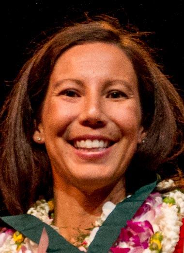 2016 award winner Kristin Pauker