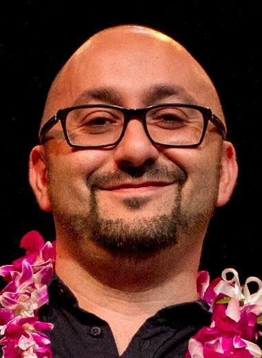 2016 award winner Craig Santos Perez