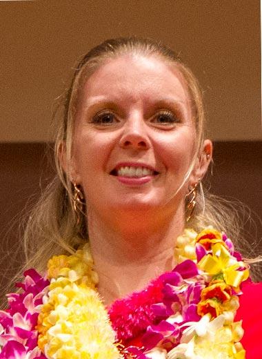2017 award winner Jennifer Griswold