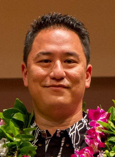 2017 award winner Scott T. Kikiloi