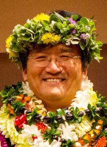 2017 award winner Albert S. Kim