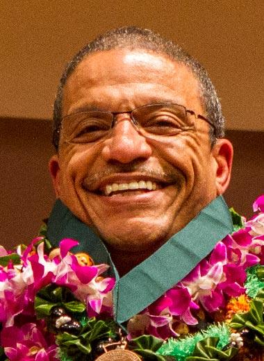 2017 award winner Kenneth L. Lawson