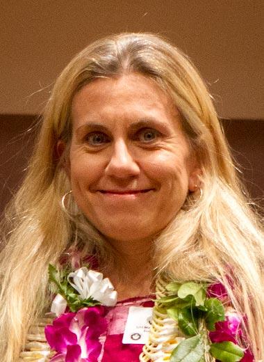 2017 award winner Vickery K. Lebbin