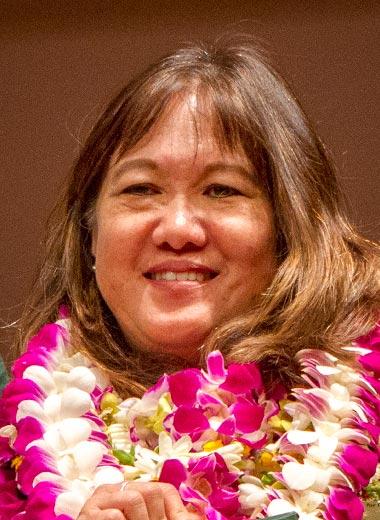 2017 award winner Laurie Onizuka