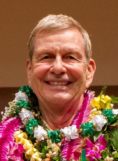 2017 award winner James H. Pietsch