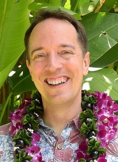 2017 award winner Mark A.J. Wilding