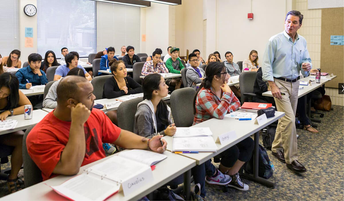 Shidler College of Business is nationally-ranked