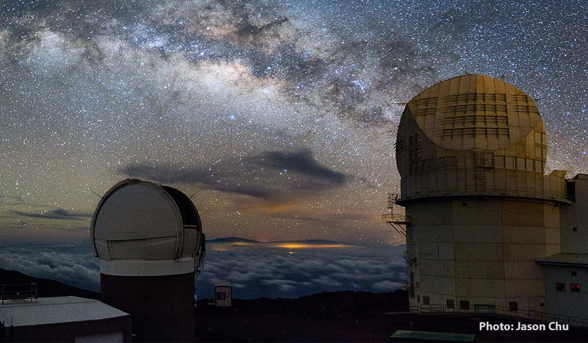 The Institute for Astronomy is one of the world's premiere institutes