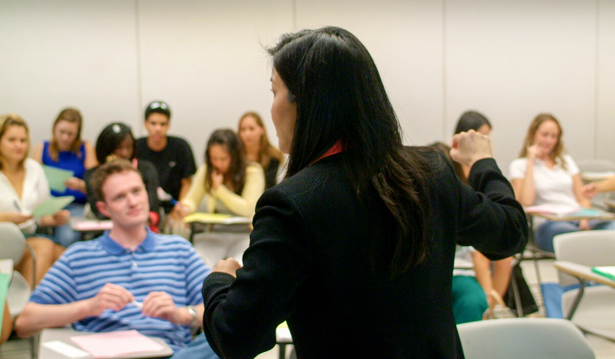 University of Hawaii faculty and staff help to make the University a destination of choice