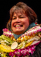 UH Board of Regents' Medal for Excellence in Teaching awardee Dee-Ann Carpenter