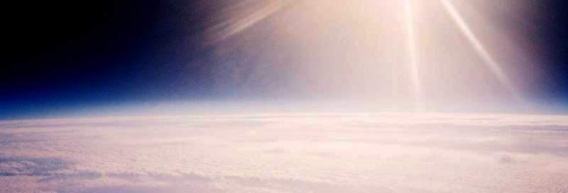 BallonSat Horizon Shot