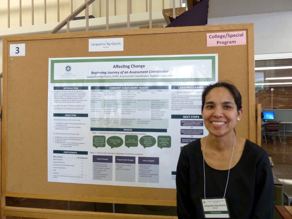 The College of Education (COE) at the University of Hawaiʻi at Mānoa was facing a challenge of developing a shared goal for program improvement across the college's teacher preparation programs. This poster summarizes the COE's process of improvement, provides examples of professional dispositions comparison, critical action items, and identifies main insights gained through the assessment process. Within the framework of the principles of improvement science, we implemented a process of disciplined inquiry to examine the variances and outcomes between COE teacher preparation programs. We determined that the COE needed to better align candidate intake, assessment, and graduation processes across our five teacher education programs. We have now taken strategic steps to create a set of common assessments for use across all of our teacher licensure programs.