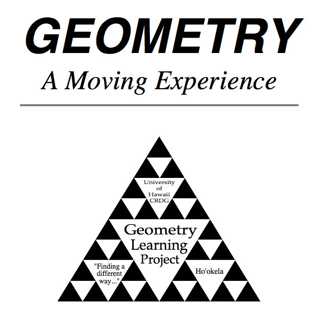 Geometry: A Moving Experience