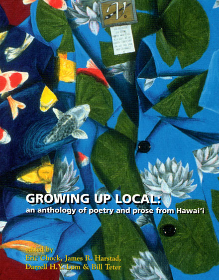 growing up local book cover graphic