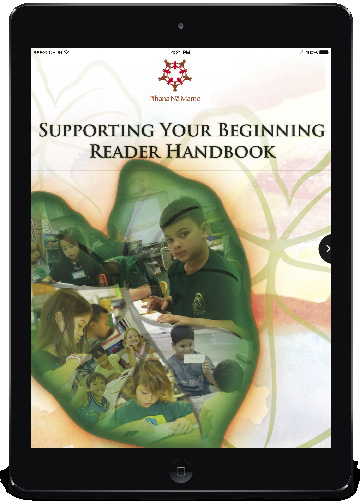 Supporting Your Beginning Reader flipbook http://goo.gl/Tqx9aO
