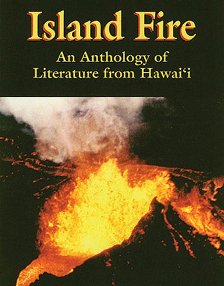 island fire book cover graphic