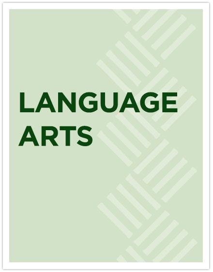 language arts graphic
